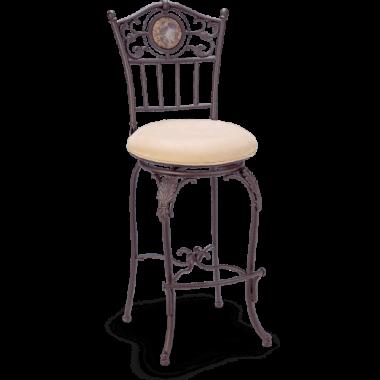 винтажные кованые  стулья