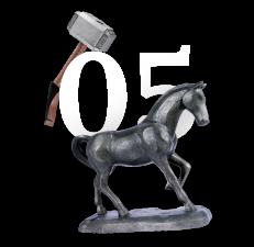 Художественная ковка в выбранном стиле