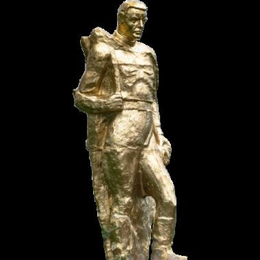 Человеческие скульптуры