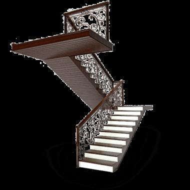 перила для лестниц — в дом и на улицу